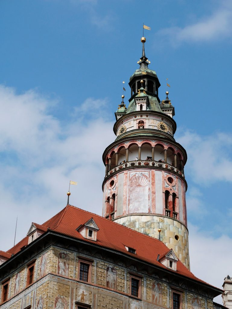 State Castle and Chateau Český Krumlov